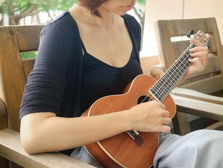 Taiwan, Guitar, Pige, Musik, Liv, Skolen
