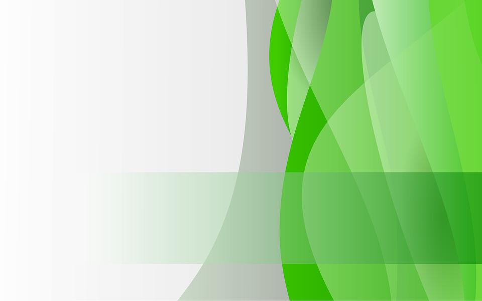 free illustration design shapes background green