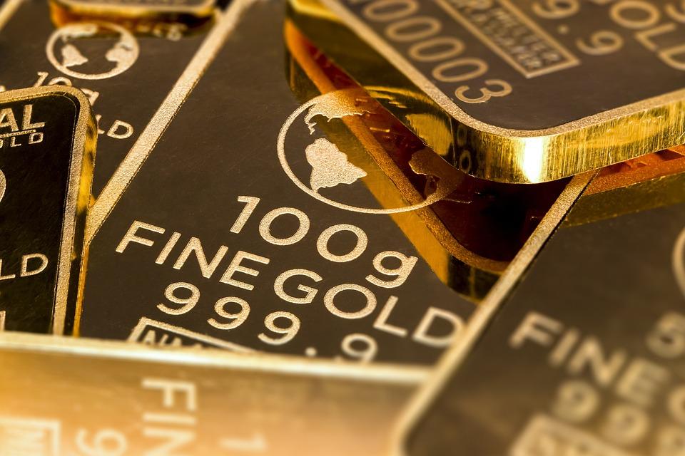 Zlato Jsou Peníze, Gold Bar Shop, Zlatá, Peníze