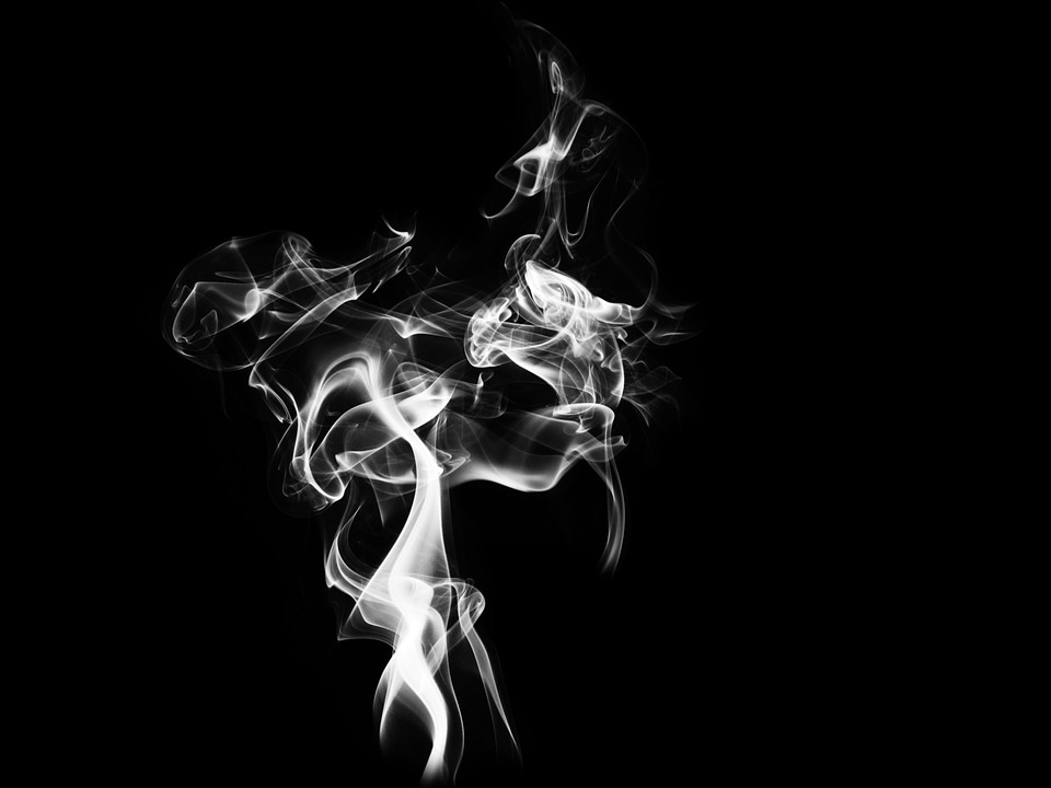 dark background smoke steam - photo #45