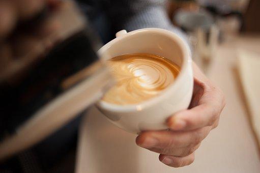 Kawa, Latte, Latteart, Barista, Latte