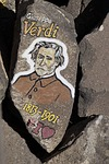 verdi, composer, art
