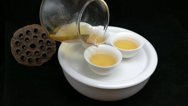 シングル&クランプティ, ウーロン茶, 茶, そのお茶