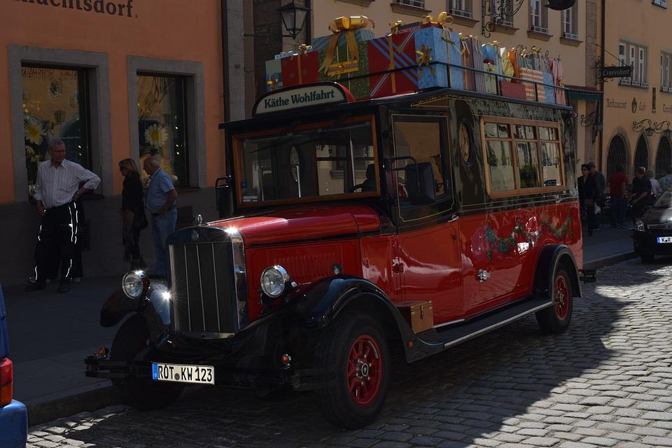 Free photo: Older Vehicles, Red, History - Free Image on Pixabay ...