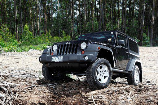 Rubicon, Jeep, Wrangler, Rugged
