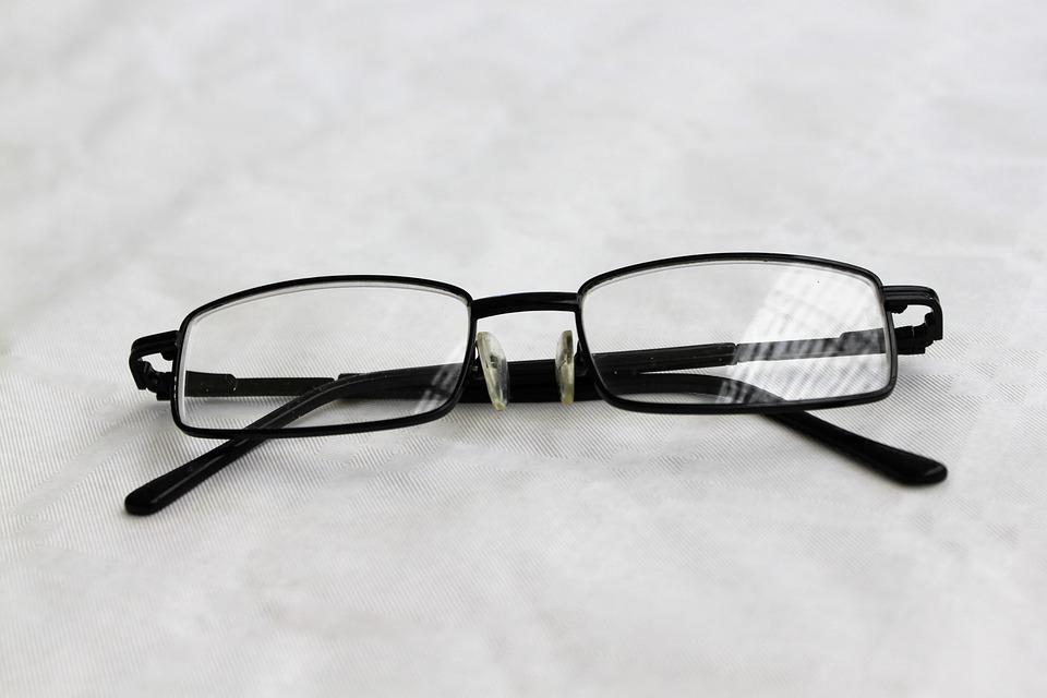 Glasses Reading Frame · Free photo on Pixabay