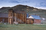 ghost town, old