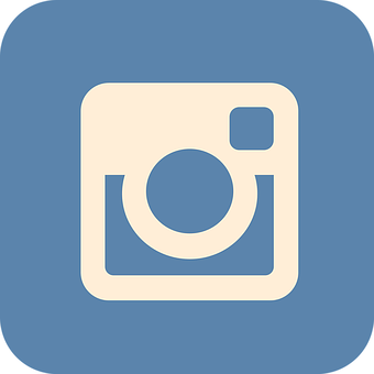Instagram, Social Media, Icon, Set