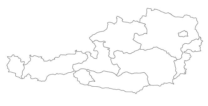 ausztria térkép régiók Régiók Kép · Pixabay · Tölts le ingyenes képeket ausztria térkép régiók