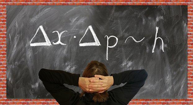 Relação de incerteza, conselho, física