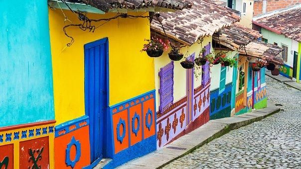 Colombia, Bogota, City, Colombia