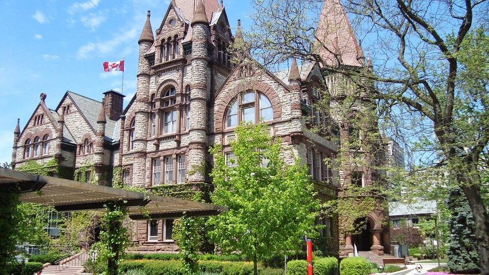 Photo of the University of Toronto