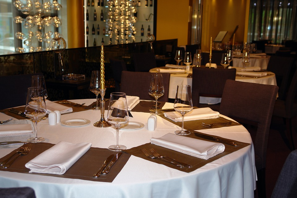 Free photo: Restaurant, Table, Dinner, Dining - Free Image on ...