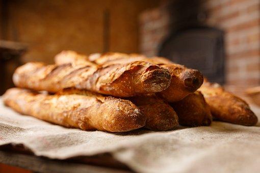 Pan, Panadería, Preparación, Pan Fresco