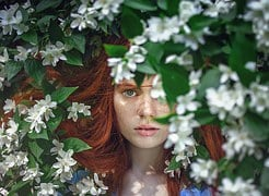 Girl, Beauty, Fairytales, Fantasy