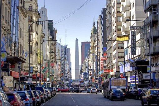 Capitales de Sudamérica, Buenos Aires,Argentina
