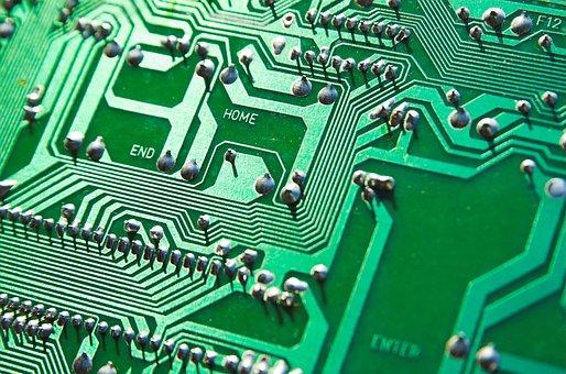 Board, Computer, Circuit