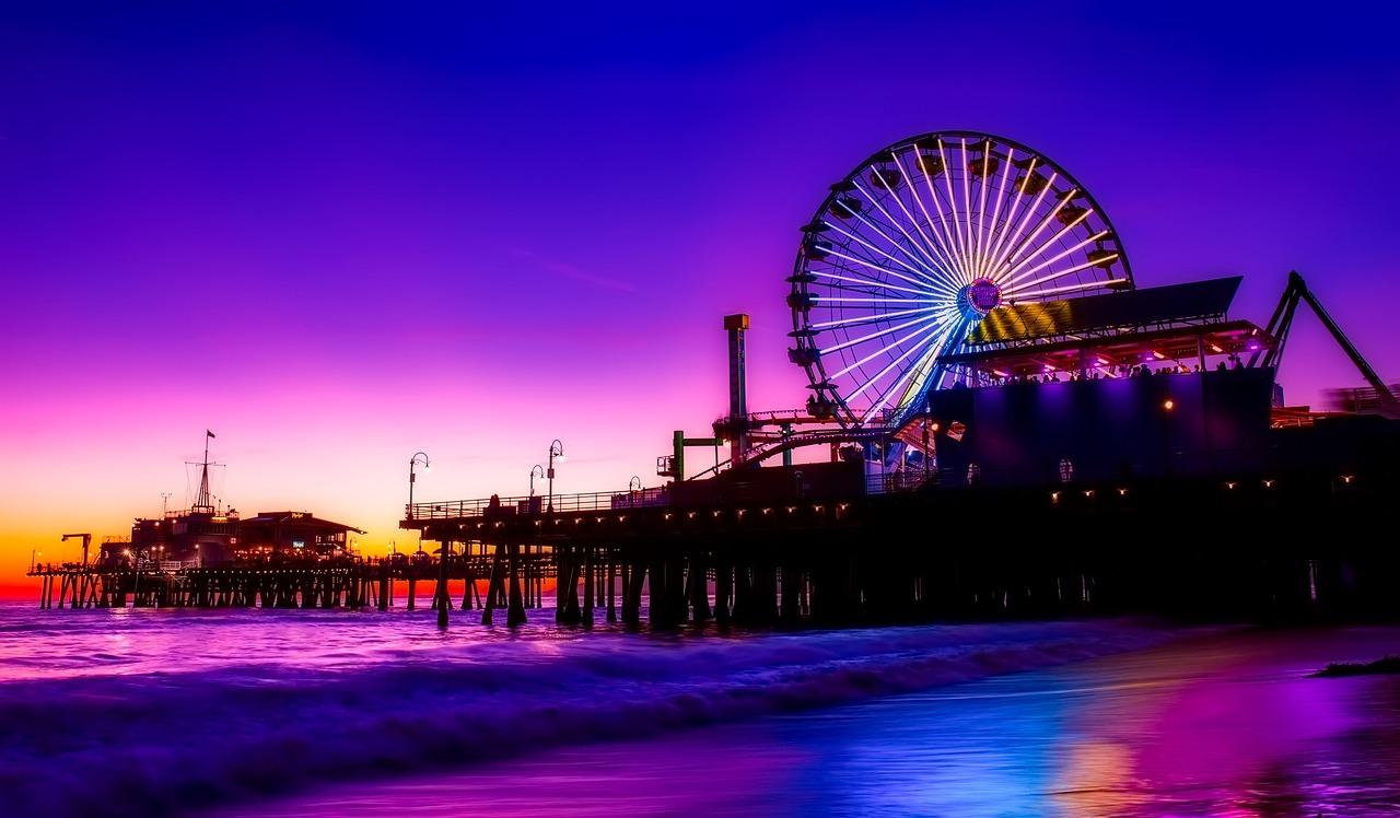 Santa Monica Pier Los Angeles Rental