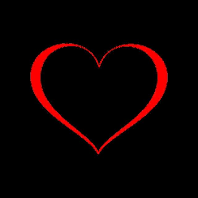 Heart Icon Symbol · Free vector graphic on Pixabay