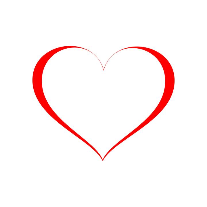 Heart Icon Symbol Free Vector Graphic On Pixabay