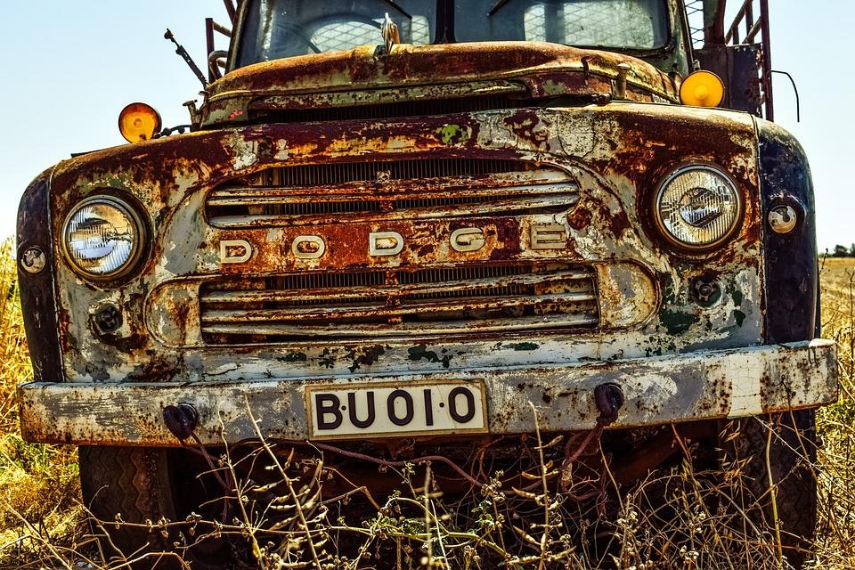 旧卡车货车车· Pixabay上的免费照片