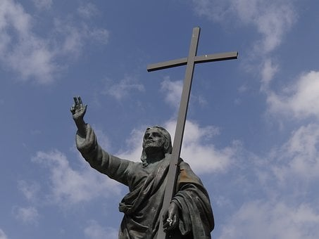 Krzyż, Krucjata, Kreizgang, Modlić Się