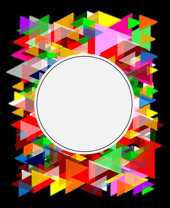 Marco De Fotos Fondo Transparente · Gráficos vectoriales gratis en ...