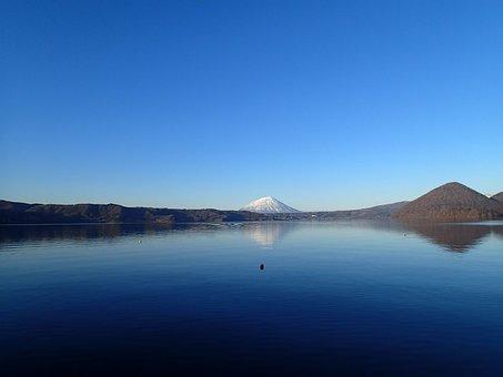 Hokkaido, Japan, Lake