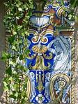 mosaic, modernist, ivy