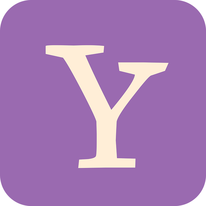 yahoo flat icon social free vector graphic on pixabay rh pixabay com Yahoo.com Homepage Home Search.Yahoo Graphic Organizers