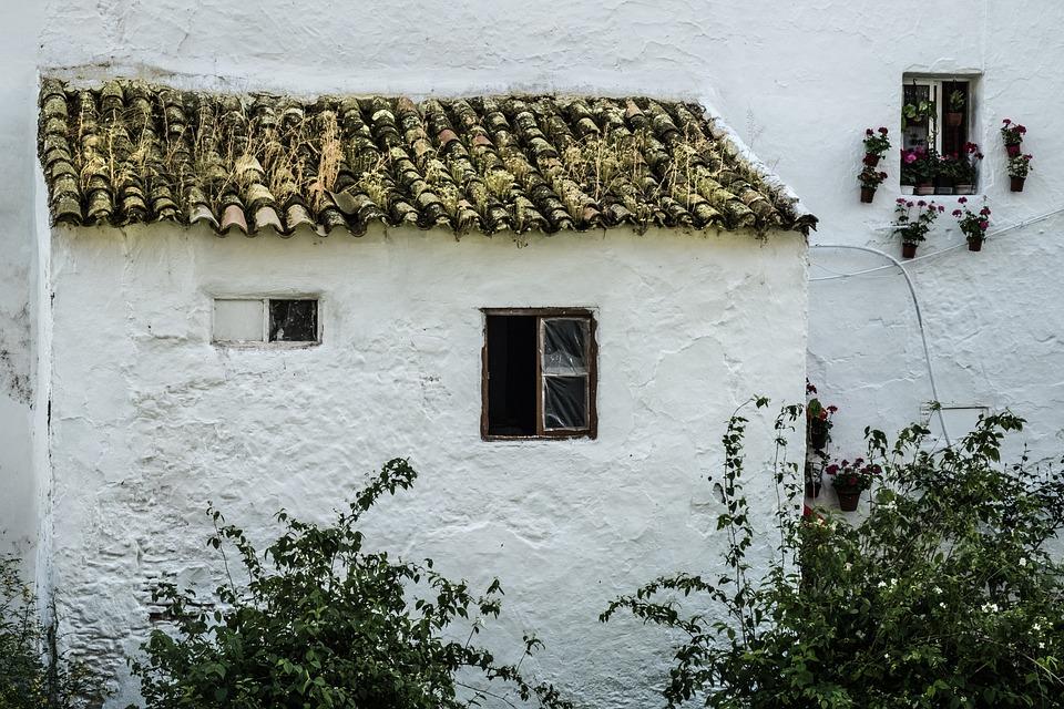 Haus Andalusien Fassade Kostenloses Foto Auf Pixabay