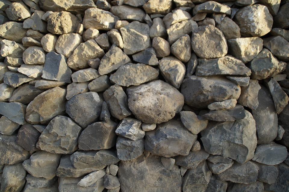 muro piedras muro de piedra sur