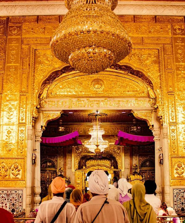 Sikh Gurdwara Sahib