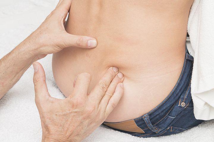 Massage, Edge Muscle, Hip