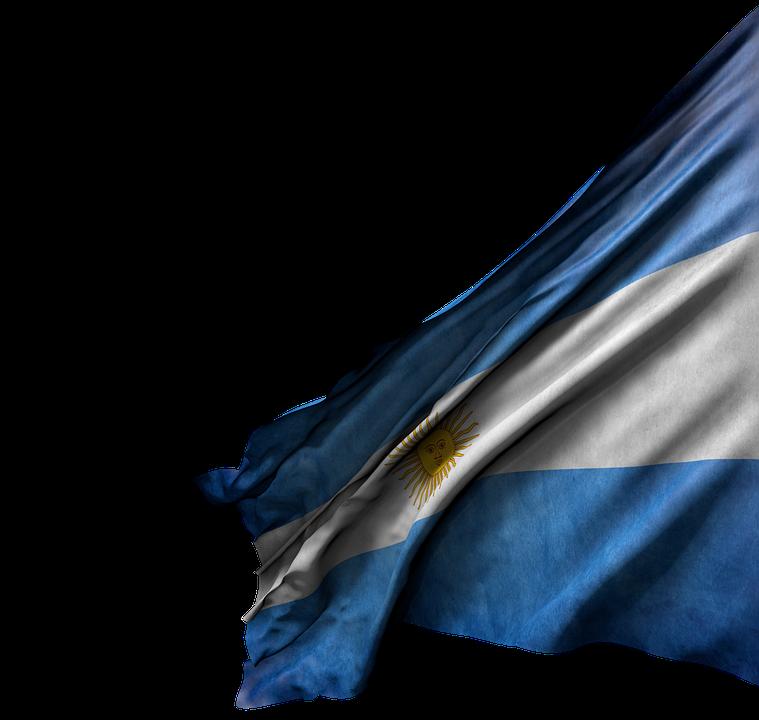 Flag Argentina Argentine Free Photo On Pixabay