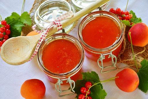 Jam, Apricots, Apricot, Cook