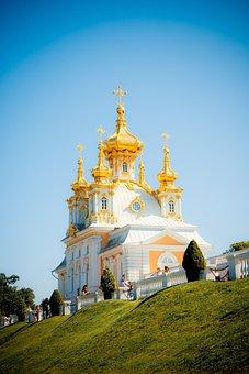 Петергоф, Церковь, Церковь Петра И Павла