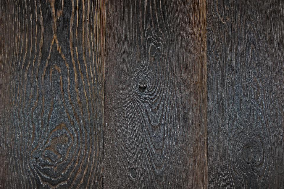 French Oak, Burnt Wood, Floor, Flooring