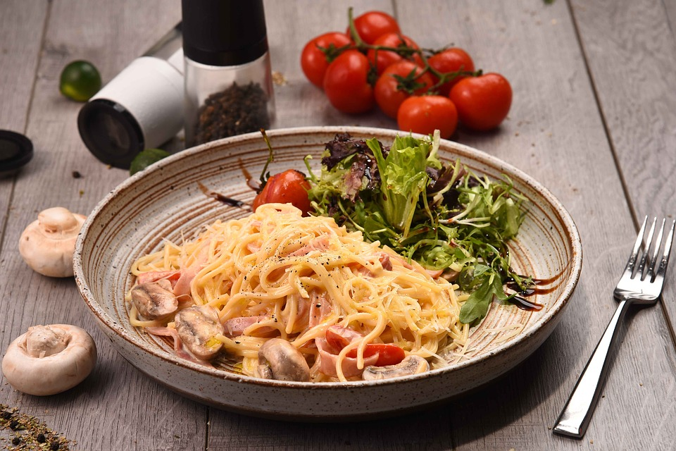 Free photo gourmet pasta italian cuisine free image for All about italian cuisine