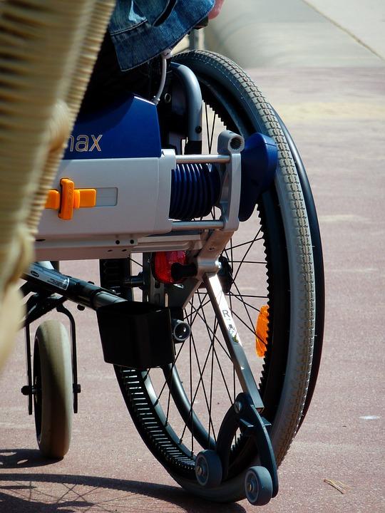 Personnes En Chaise Roulante Mobilit Handicap