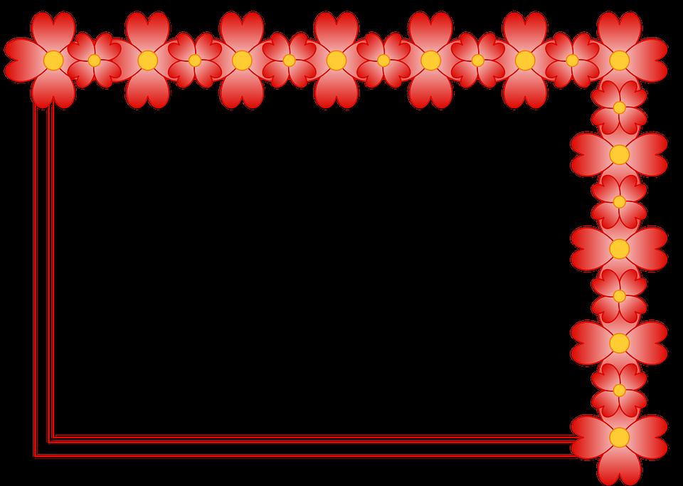 Ramme Blomster Billede · Gratis billeder på Pixabay