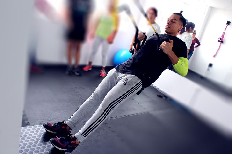 Entrenamiento, Rutina, Fitness, Deporte, Equipo