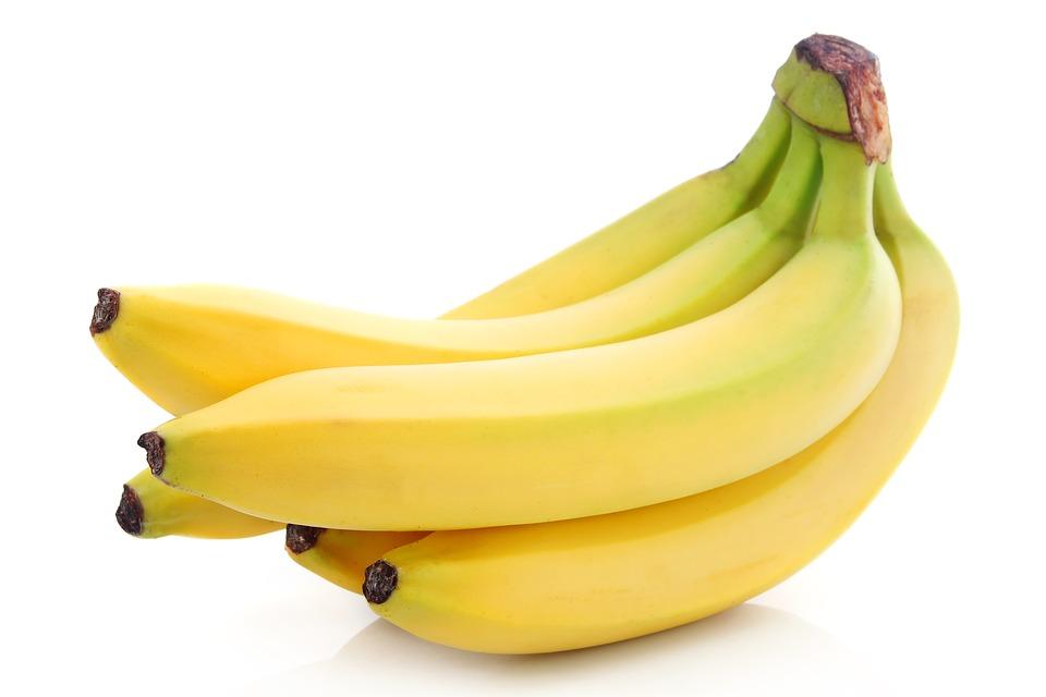 Bananas, raw