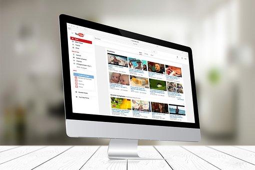 Youtube, Media, Screen, Mac, Apple