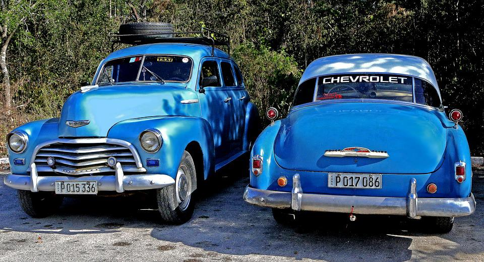 Free photo: Cuba, Antique Cars, Vintage, Car - Free Image on ...