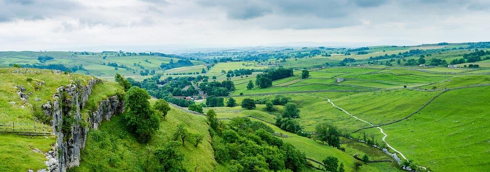 Landschaft, England