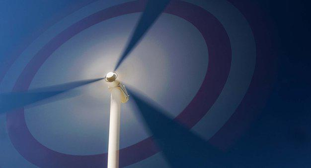 Pinwheel, Energy, Wind Power, Sky, Blue