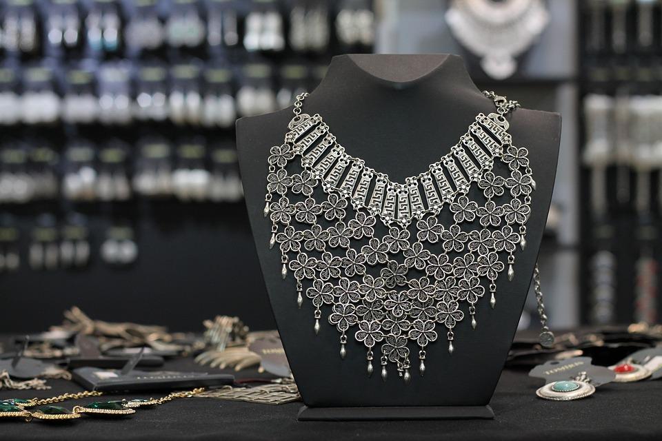 Jewelry In The National Style, Kazakh Jewelry