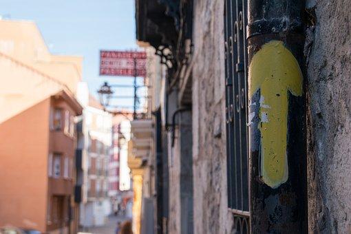 España, Camino De Santiago, Calle