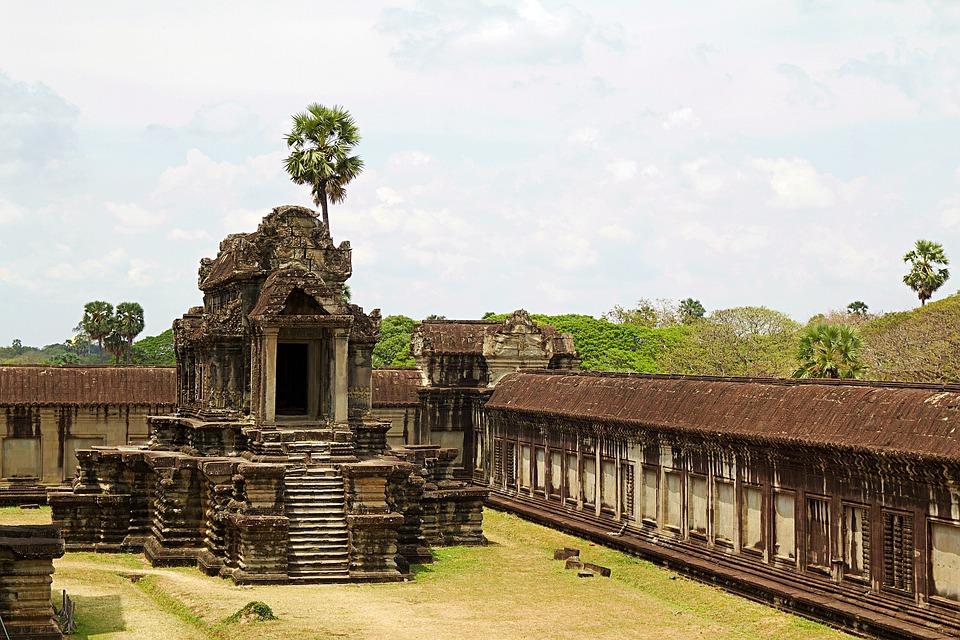 Siem Reap, tourist